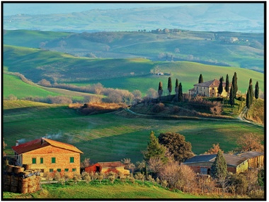 ITALY: UNDER THE TUSCAN SUN–THROUGH YOUR CAMERA LENS, JUNE 4-11, 2016